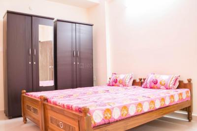 Bedroom Image of Jubilee Cyber Grande 213 in Madhapur