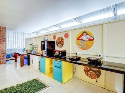Kitchen Image of Stanza Living Zurich House in Koramangala