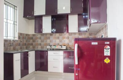 Kitchen Image of PG 4643322 Whitefield in Whitefield
