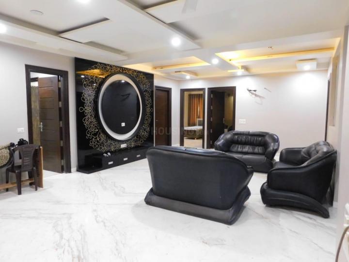 Living Room Image of PG 4193370 Roop Nagar in Roop Nagar