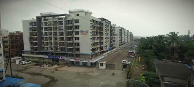 Gallery Cover Image of 990 Sq.ft 3 BHK Apartment for buy in Thakur Galaxy, Boisar for 3317490