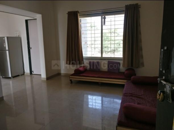 Living Room Image of 1080 Sq.ft 1 BHK Apartment for rent in Baner for 15000