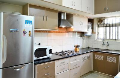 Kitchen Image of 3 Bhk In Manar Silver Shadows in Kaikondrahalli