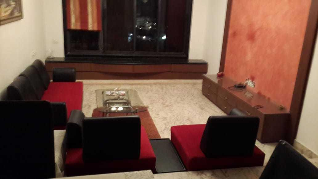 Living Room Image of 1750 Sq.ft 3 BHK Independent Floor for rent in Juhu for 110000