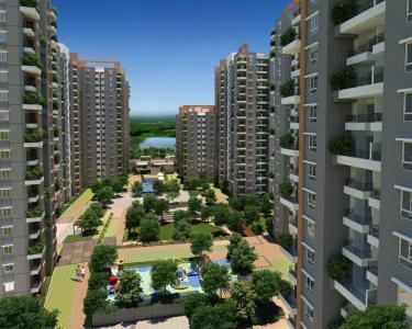 Gallery Cover Image of 972 Sq.ft 2 BHK Apartment for buy in Yelahanka New Town for 5300000