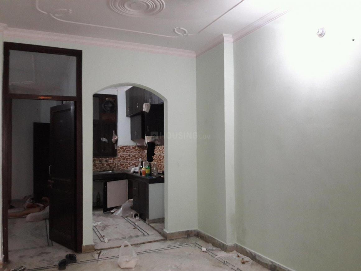 Living Room Image of 630 Sq.ft 2 BHK Independent Floor for rent in Sector 19 Dwarka for 12000