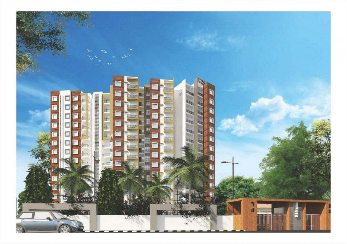 Building Image of 1220 Sq.ft 2 BHK Apartment for buy in Whitefield for 5800000