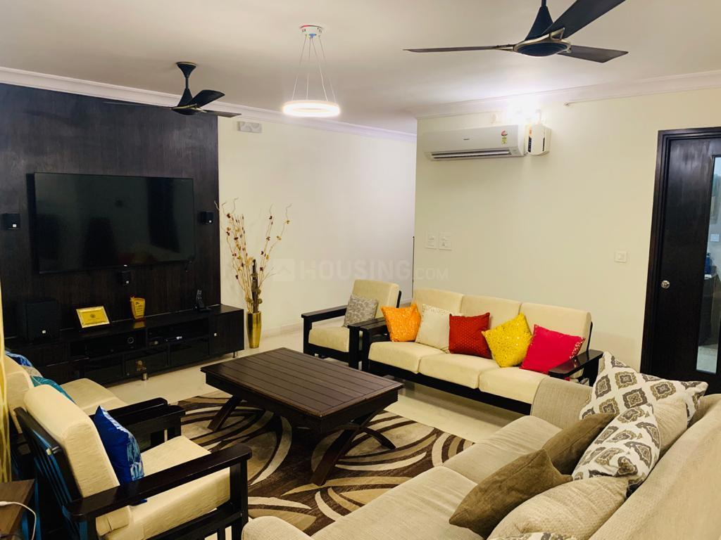 Living Room Image of 2062 Sq.ft 3 BHK Apartment for buy in Anna Nagar West for 24500000