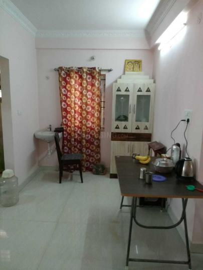 Living Room Image of 1200 Sq.ft 2 BHK Independent House for rent in Vaswani Reserve, Kadubeesanahalli for 23000