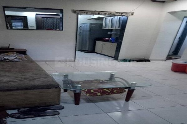 Living Room Image of 1000 Sq.ft 2 BHK Apartment for rent in Vile Parle West for 55000