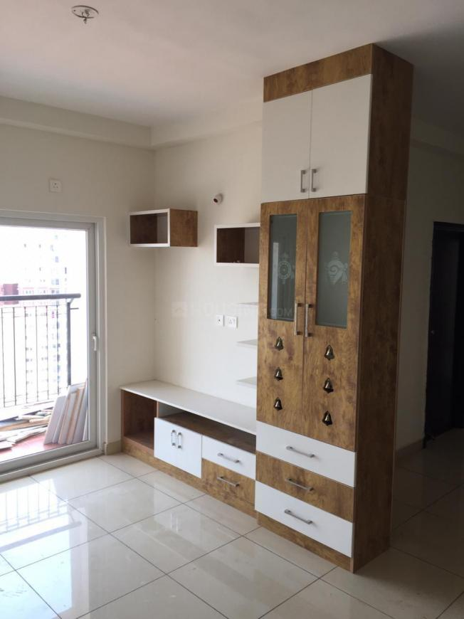 Living Room Image of 1342 Sq.ft 3 BHK Apartment for rent in Electronic City for 23000