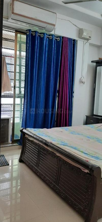 Bedroom Image of 1050 Sq.ft 2 BHK Apartment for rent in Vashi for 32000