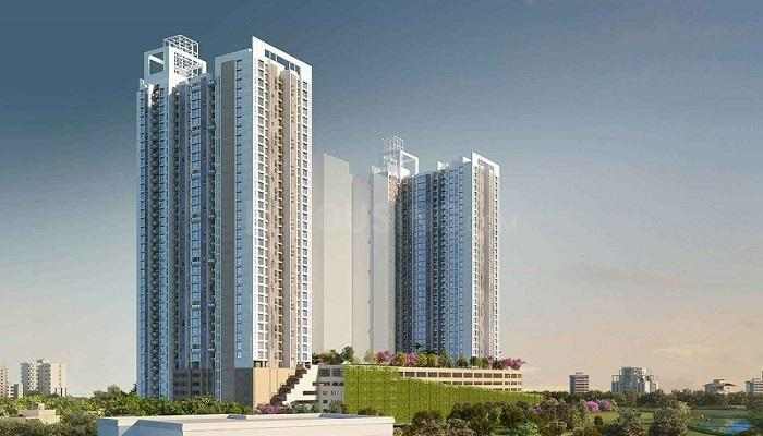 Building Image of 600 Sq.ft 1 BHK Apartment for buy in Kalyan West for 4300000