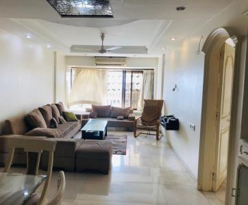 Gallery Cover Image of 1800 Sq.ft 3 BHK Apartment for rent in Andheri West for 120000