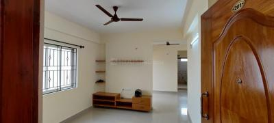 Gallery Cover Image of 1100 Sq.ft 2 BHK Apartment for rent in SLV Torrent, Hennur for 19000