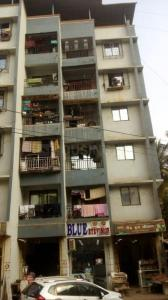Gallery Cover Image of 600 Sq.ft 1 BHK Apartment for buy in Shree Krishna Park, Diva Gaon for 1050000