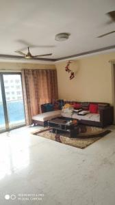 Gallery Cover Image of 660 Sq.ft 1 BHK Apartment for rent in Man Opus, Mira Road East for 16000