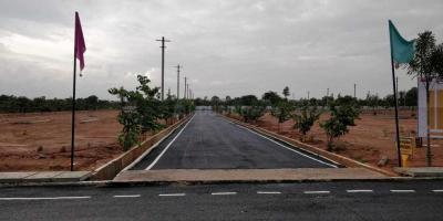 Gallery Cover Image of 1200 Sq.ft Residential Plot for buy in Kothanur for 2640000