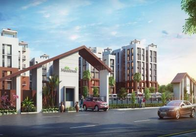 Gallery Cover Image of 1053 Sq.ft 2 BHK Apartment for buy in Rajpur for 3276050