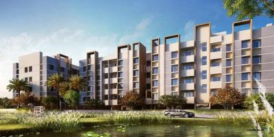 Gallery Cover Image of 1124 Sq.ft 3 BHK Apartment for buy in Purti Planet, Behala for 4102600