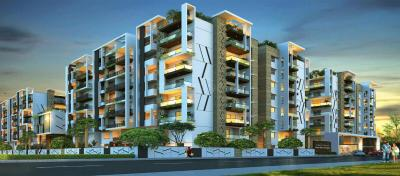 Gallery Cover Image of 2400 Sq.ft 3 BHK Apartment for buy in Creative Koven Udaya Cresent, Kothaguda for 25500000