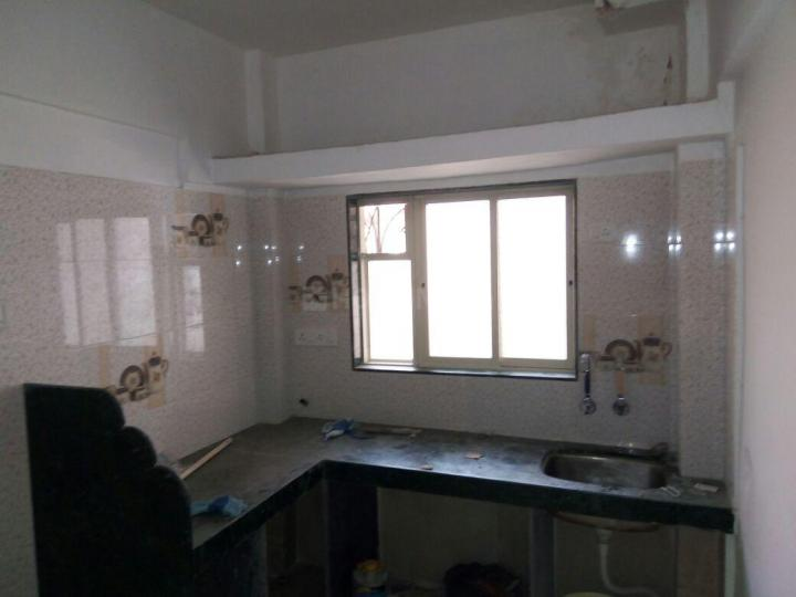 Kitchen Image of 630 Sq.ft 1 BHK Apartment for rent in Palidevad for 7000