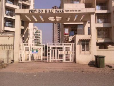 Gallery Cover Image of 700 Sq.ft 1 BHK Apartment for buy in Proviso Builders Hill Park, Kharghar for 5600000