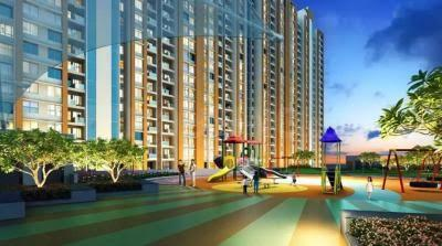 Gallery Cover Image of 950 Sq.ft 2 BHK Apartment for buy in Wakad for 6755263