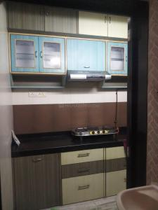 Gallery Cover Image of 680 Sq.ft 1 BHK Apartment for rent in Nerul for 19000