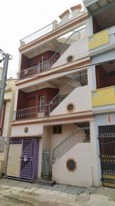 Gallery Cover Image of 650 Sq.ft 6 BHK Independent House for rent in Kumaraswamy Layout for 60000