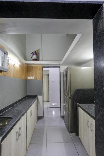 Kitchen Image of Yash Shelters PG in Sadashiv Peth