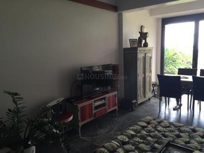 Gallery Cover Image of 1500 Sq.ft 3 BHK Independent Floor for buy in Juhu for 65000000