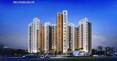 Gallery Cover Image of 1367 Sq.ft 3 BHK Apartment for buy in Shivom Shankhmani, Barisha for 8550585