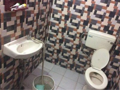 Bathroom Image of Prayag PG in Sector 17