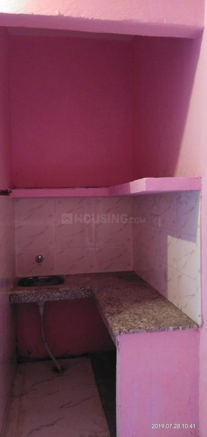 Kitchen Image of 500 Sq.ft 2 BHK Independent Floor for rent in Sehatpur for 5000