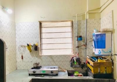 Kitchen Image of Advait Apprtment in Bodakdev