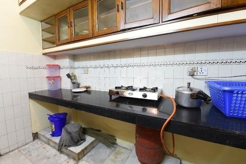 Kitchen Image of Kavita Goswami Nest in Greater Kailash
