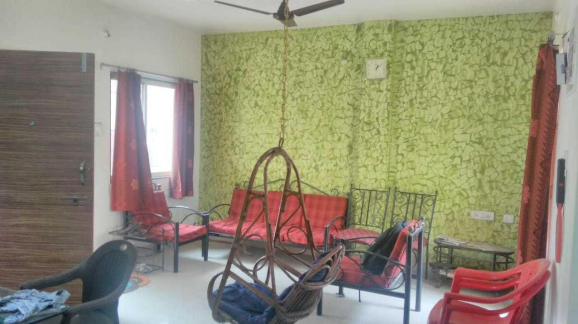 Living Room Image of 1800 Sq.ft 3 BHK Independent House for rent in Talegaon Dabhade for 17000
