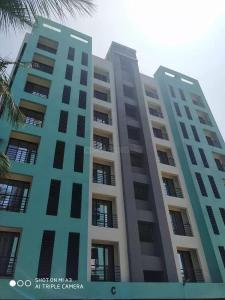 Gallery Cover Image of 625 Sq.ft 1 BHK Apartment for rent in Shilphata for 7500