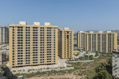 Gallery Cover Image of 1040 Sq.ft 3 BHK Apartment for rent in Arkade Art, Mira Road East for 21000