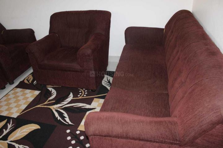 सुबरमानयपूरा में एसएमपी पीजी में लिविंग रूम की तस्वीर