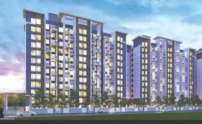 Gallery Cover Image of 1349 Sq.ft 3 BHK Apartment for buy in Choice Park Vista, Lohegaon for 5850000