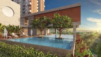 Gallery Cover Image of 869 Sq.ft 2 BHK Apartment for buy in Yashada Splendid Park, Alandi for 3550000