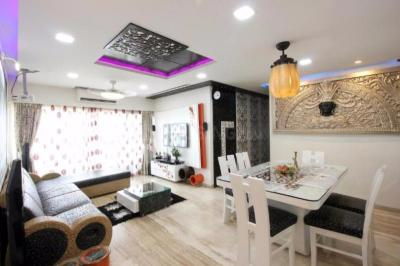 Gallery Cover Image of 1200 Sq.ft 3 BHK Apartment for rent in Juhu for 115000
