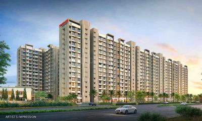 Gallery Cover Image of 683 Sq.ft 1 BHK Apartment for buy in Mahindra Happinest Kalyan Project A, Bhiwandi for 3850000