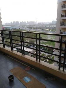 Gallery Cover Image of 550 Sq.ft 1 BHK Apartment for rent in Sector 137 for 13500