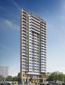 Gallery Cover Image of 1181 Sq.ft 3 BHK Apartment for buy in Balaji Agarwal Palazzo by Balaji Developer, Borivali West for 33068000