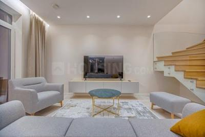 Hall Image of 1132 Sq.ft 2 BHK Apartment for buy in Shapoorji Pallonji BKC 28, Bandra East for 23000000