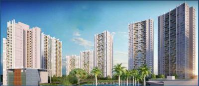 Gallery Cover Image of 1600 Sq.ft 3 BHK Apartment for buy in Merlin Elita Garden Vista, New Town for 11000000
