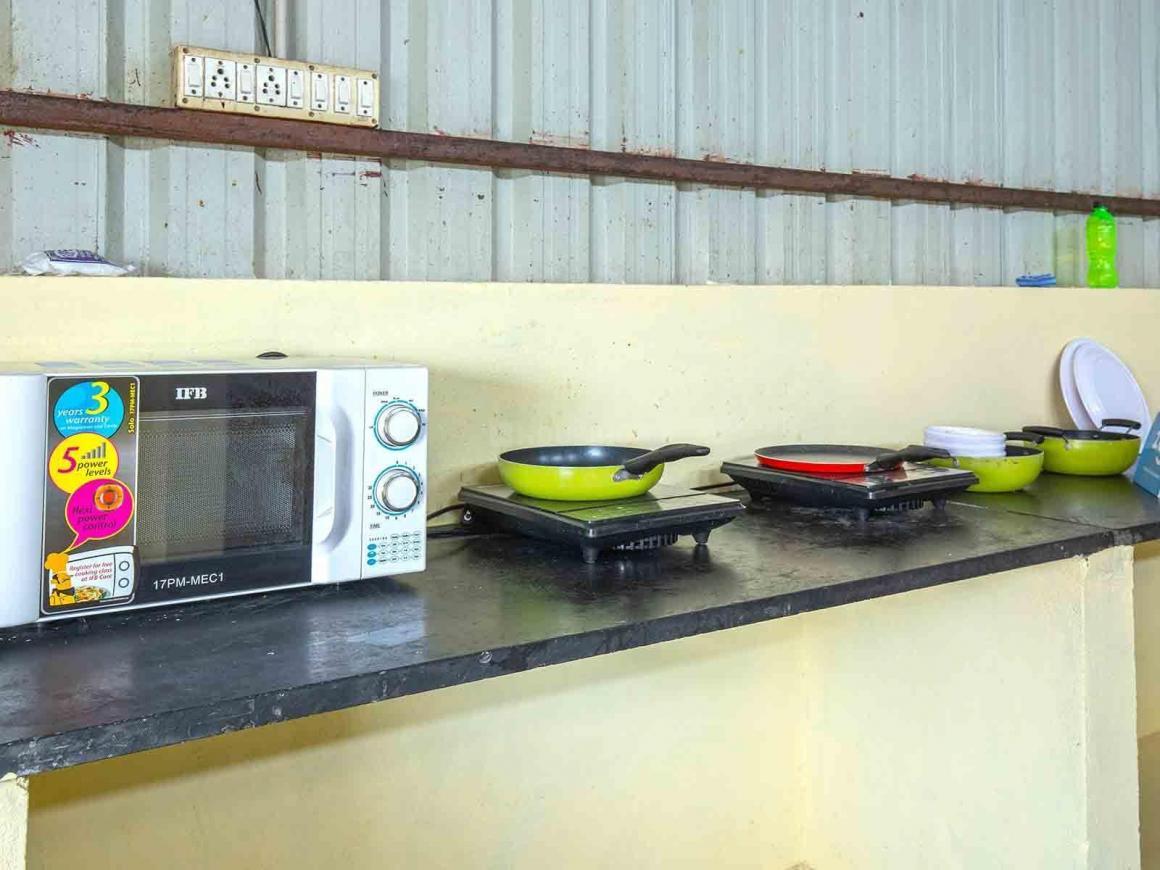 Kitchen Image of Zolo Ripple in Gachibowli